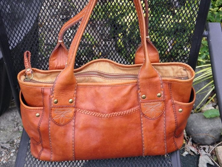 LUCKY BRAND CROSSROADS 100% LEATHER-BOURBON-DIAPER/BOOK/LAPTOP/BRIEFCASE BAG #LuckyBrand #Tote EXTREMELY RARE & HARD TO FIND! 2010 style that was only carried by Lucky Brand for a short while. Hard to find one now! On Ebay 12-02-17 Item # 192384040207 -- SOLD! -- On it's way to CHICAGO!