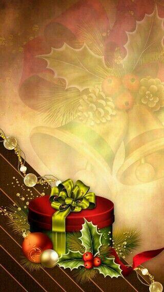 Sfondo natalizio.