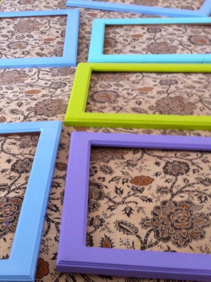 reviving old frames