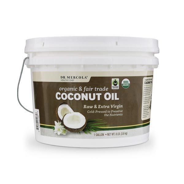 Fresh shores coconut oil
