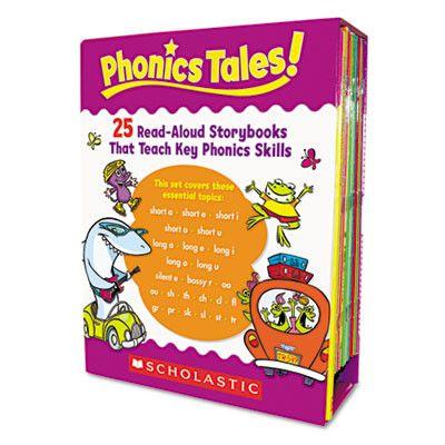 BOOK,PHONICS TALES