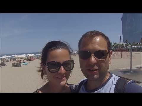 No novo episódio da WebSérie do Minuto Barcelona, visitamos a Praia de Sant Sebastià também conhecida como a Praia da Vela, por causa do Hotel W na ponta da praia em formato de vela, inspirado no hotel Burj Al Arab de Dubai. #TurMundial #Barcelona #Espanha #MinutoBarcelona #PraiaSantSebastia  https://www.youtube.com/watch?v=RH0TmfqNlEM