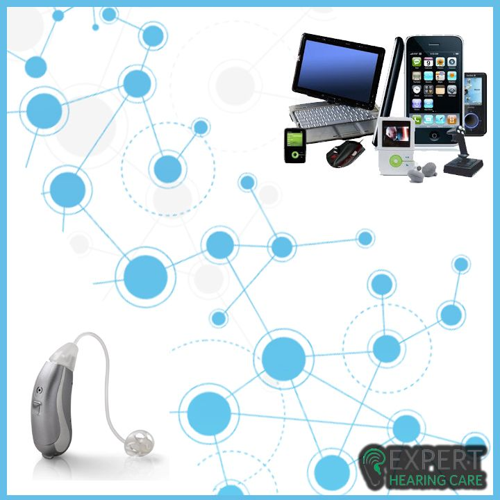 Digital hearing aids now connect directly with gadgets improving the quality of sound signal received. Check it out: http://bit.ly/2hrIgdQ #HearingAids #ExpertHearingCare