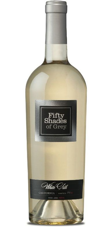 Gift ideas for the woman in your life: 50 Shades of Grey Wine