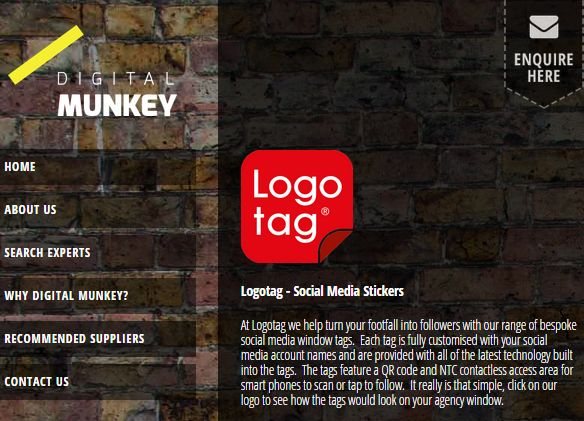 Nice to have been added by @MunkeyDigital as one of their preferred #socialmedia supplier to the UK Property Industry Estate Agency UK #digitalmukey #logotag #estateagents #eauk #property