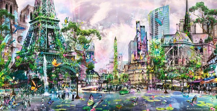 Dreams of Eden by Joseph Klibansky - http://rize.gl/wK