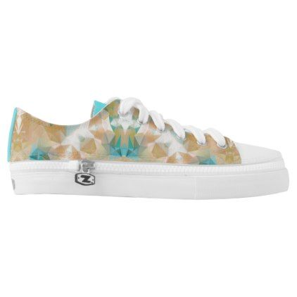 #Ethnic national ornament Low-Top sneakers - #womens #shoes #womensshoes #custom #cool