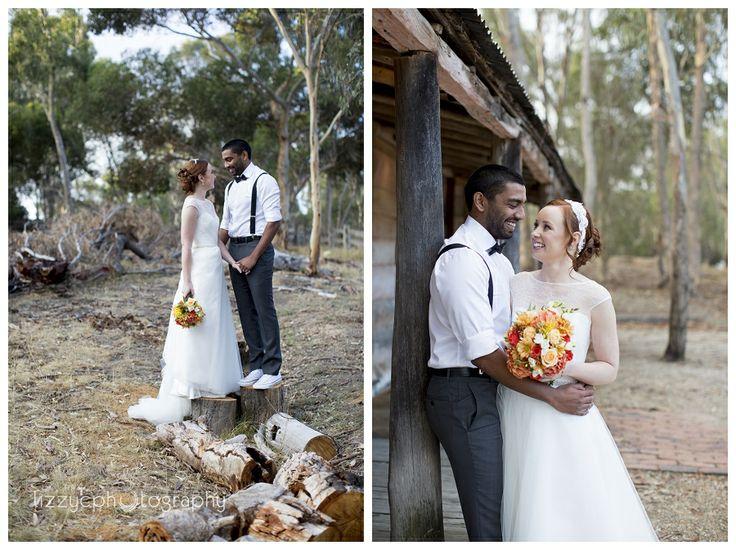 An Emu Bottom Homestead Rustic Barn Wedding