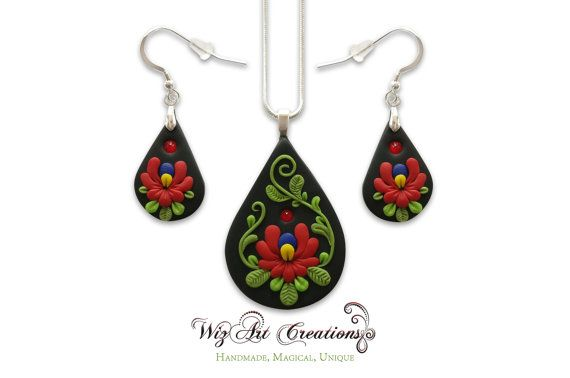 Handmade  Hungarian Jewelry