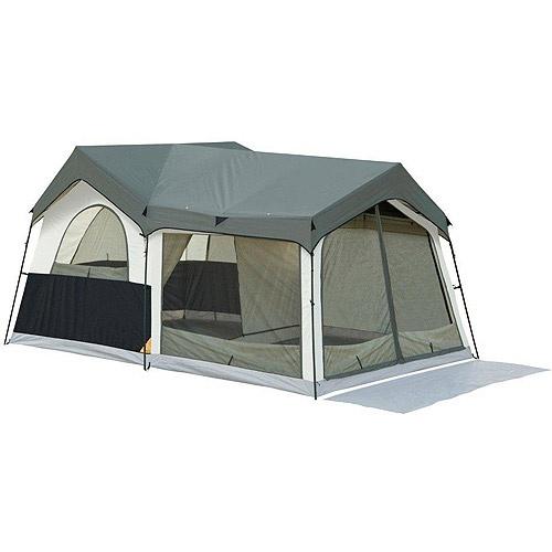 Ozark Trail 15' x 10' Cabin Dome Tent, Sleeps 6