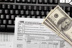Lookin' to be a DIYer for your taxes?  We share the best online software here. http://www.moneycrashers.com/taxact-vs-turbotax-vs-hr-block-best-tax-prep-software/