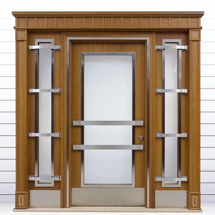 Bina dış kapısı bir binada çoğul olarak kullandığınız kapılardan biri bina kapısı, her kesimden İnsanın sık uğradığı ve yıpranma payı yüksek kapılardan biri olan bu kapılar sağlam, olmak zorunda olan kapılardır.