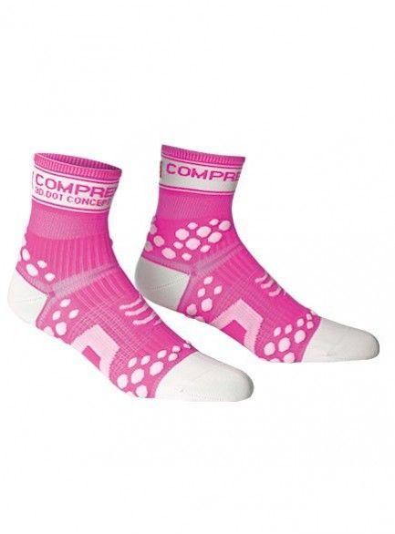 Pro Racing Socks Fluo - Compression socks - COMPRESSPORT®