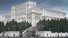 Romania - Wikipedia, the free encyclopedia -- Palace of the Parliament of Romania...