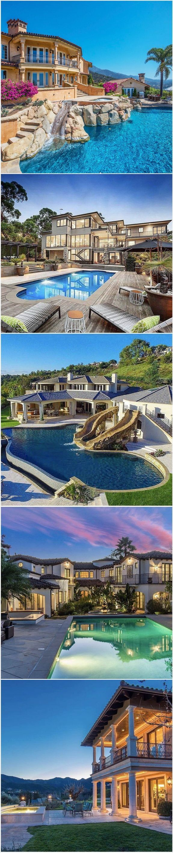 81 stunning mansion dreams homes - Big Mansions With Pools On The Beach