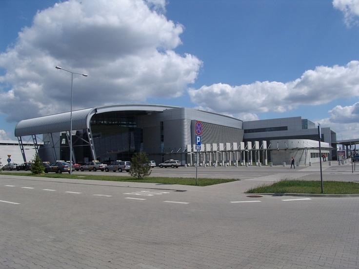 Poznan Poland, Port Lotniczy Poznań-Ławica [fot.Kazimierz Fryś]