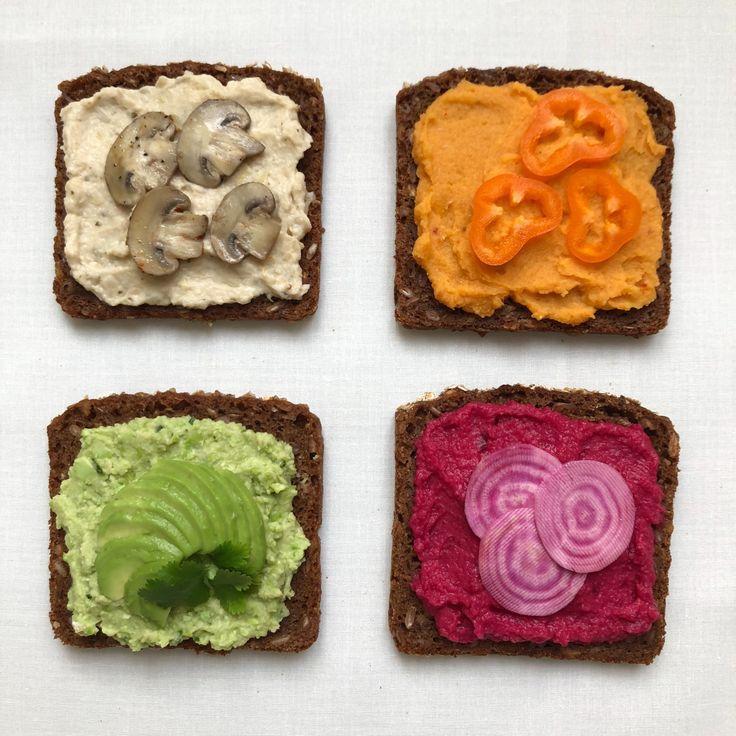 Ibland är det kul att variera de gamla vanliga smörgåspåläggen med en god färgglad röra. Hummus är ju en klassiker som alltid funkar, men genom att lägga till grönsaker och kryddor, eller byta ut k…