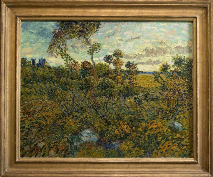 """Un nuovo Van Gogh si aggiunge alla collezione del Museo Van Gogh di  Amsterdam. Si tratta di """"Tramonto a MontMajour"""", un dipinto mai  attribuito fino ad oggi al maestro olandese. Sarà esposto dal 24  settembre"""