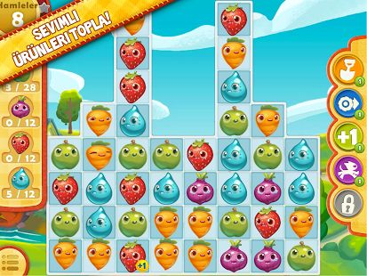 Farm Heroes Saga – Locker Blue
