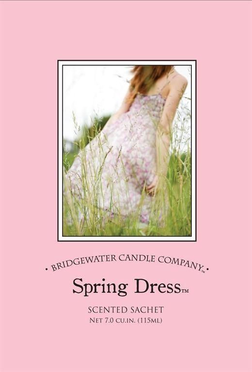 Bridgewater Candle Geurzakje Spring Dress
