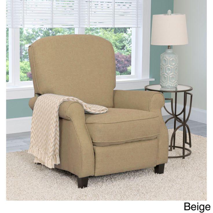 CorLiving Noah Linen Fabric Recliner Armchair (Beige) Size Small & Best 25+ Recliner armchair ideas on Pinterest | Will wright Mid ... islam-shia.org