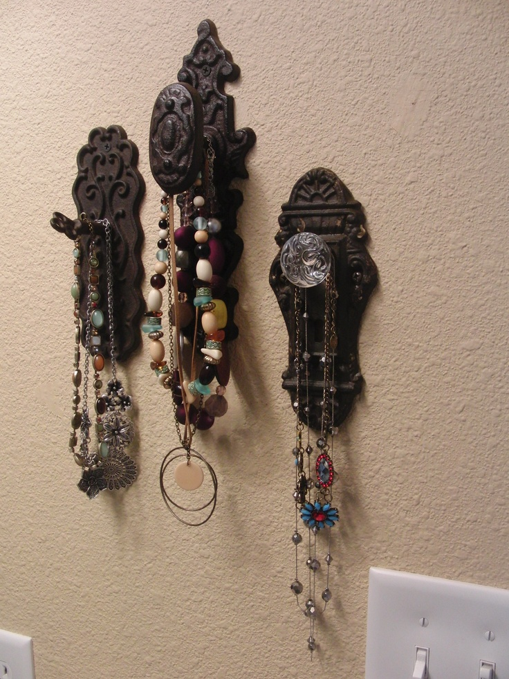17 best images about lets get organized on pinterest for Hobby lobby jewelry holder