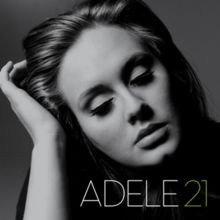 Adele is one of the greatest singers! I love her voice and that she writes her own songs. My young daughter recognizes her voice on the radio.