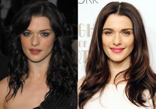 It's Rachel Weisz's 45th Birthday! See Her Changing Looks Through the Years  #InStyle
