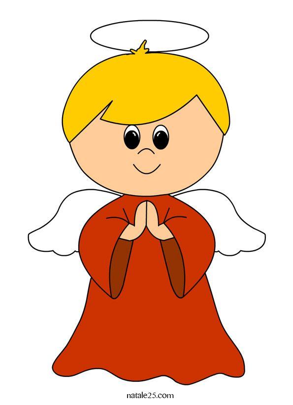 Risultati immagini per immagini disegni di angeli custodi for Immagini da colorare angeli