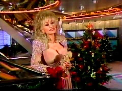 Dolly Parton Hard Candy Christmas. It's time to clear my junk and drink some apple wine. #xmas