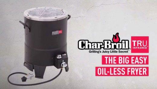Char-Broil TRU-Infrared Turkey Fryer Review