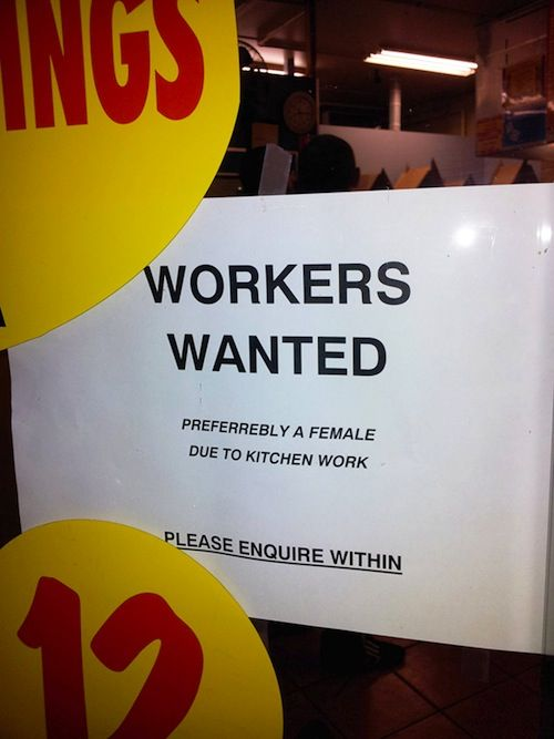 NoWayGirl.com » PhotosFunny Funny, Kitchens Stuff, Funny Pictures, Funny Signs Fail, Signs Spelling, Civilizacione Antigua, Fridayhumor Funnysigns, Eran Tans, Kitchens Helpful