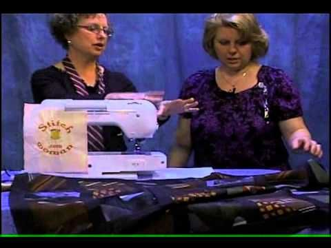 ▶ Neck Tie Quilt Top - YouTube