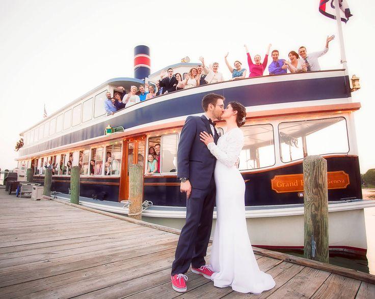 Wedding on a boat! Jordan Imhoff Photography  https://m.facebook.com/#!/photo.php?fbid=443253162438202=265804586849728=pb.265804586849728.-2207520000.1371829956.&__user=100001940535989