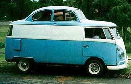 Die Top 10 der verrücktesten VW Busse