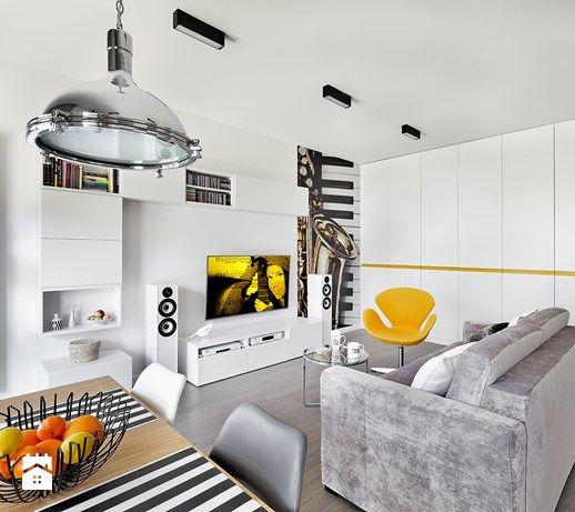 Sprytne pomysły na przechowywanie w małym mieszkaniu w bloku - Homebook.pl