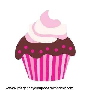 Dibujos de cupcakes