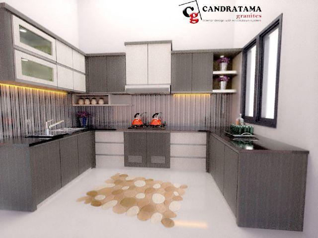 interior kediri - interior malang - interior jombang - interior nganjuk - interior  blitar - interior tulungagung - interior trenggalek - kitchen set - dapur - sink - kompor - minimalis - modern