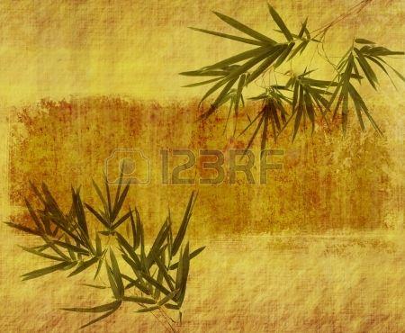 bambusz régi grunge antik papír textúra