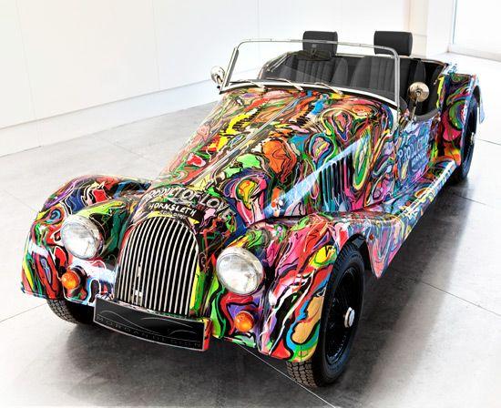Morgan Hornsleth Car Project