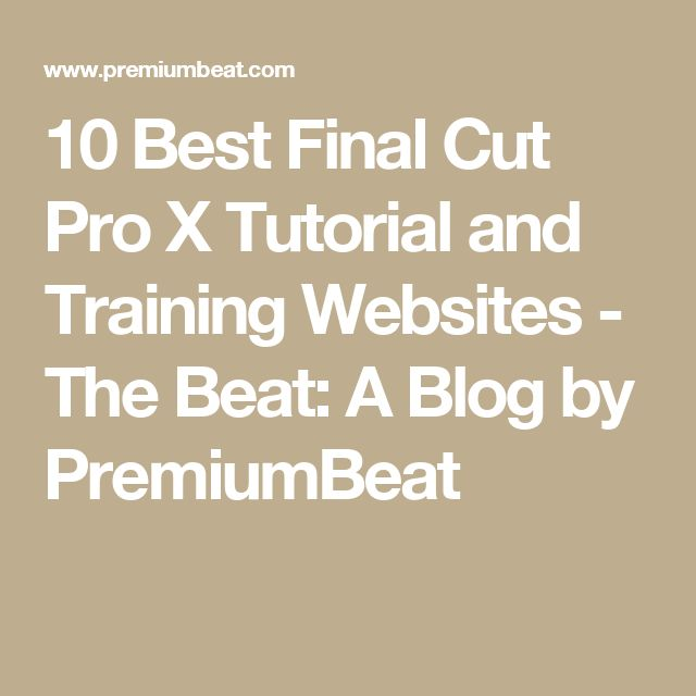final cut pro free  windows 10