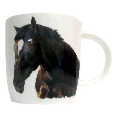ROY KIRKHAM Mugg 'Equestrian III'