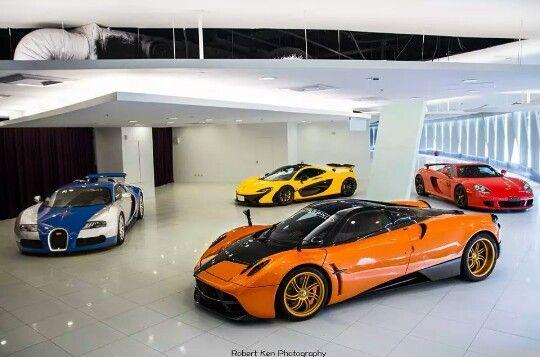 #Bugatti #Veyron #Pagani #Huayra #McLaren #P1 and #Porsche GT Photo reposted from Google + account Earl Karanja.