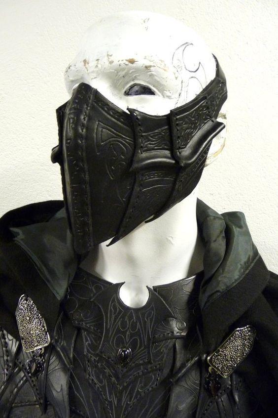 sci fi half mask - Google Search