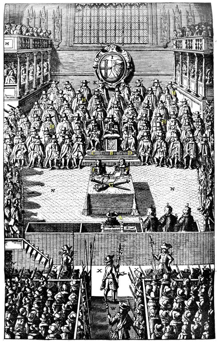 Charles I at court  http://james-a-watkins.hubpages.com/hub/17th-Century-England