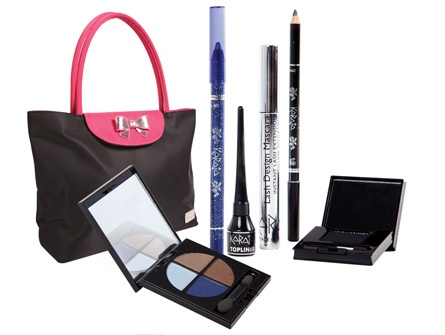 Karaja Full Eye Make-up Set: For a Luminous and Vibrant Look!