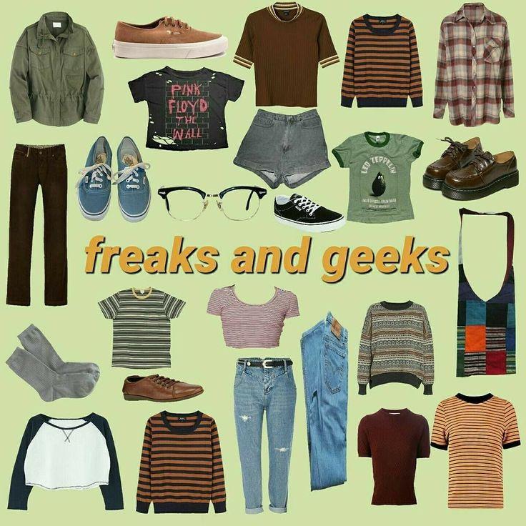 Love love love freaks and geeks