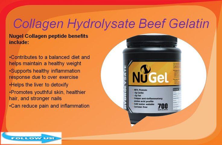 Gelatin Supplier  Protein Powder Brisbane by nustrength.deviantart.com on @DeviantArt