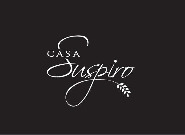 Casa Suspiro Logo Design