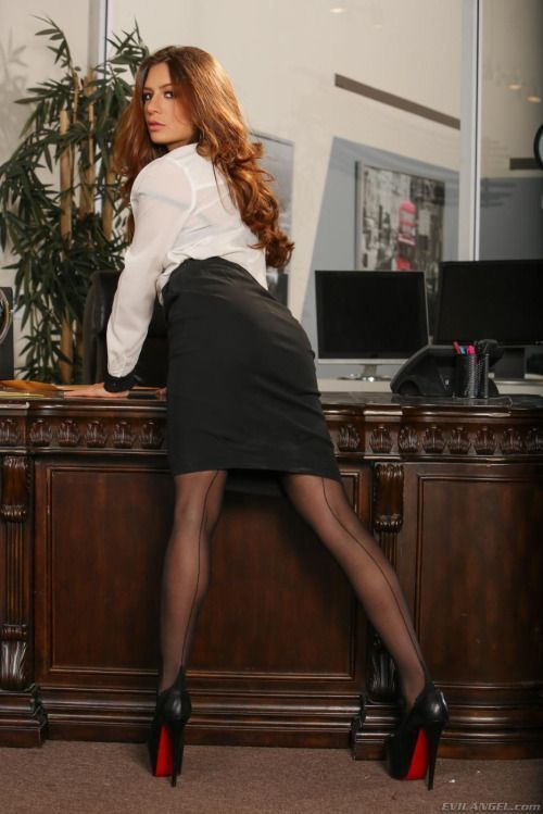 Red hot secretary